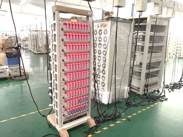 圆柱类电池4008-5V6A-S1新威电池充放电测试仪-容量-循环寿命