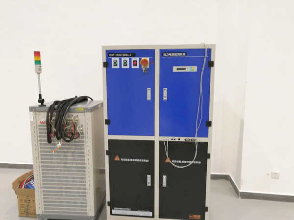 24U组合机箱-IGBT大功率设备-新威电池充放电循环测试柜